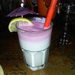 The Mesopotamia (virgin yogurt based cocktail)
