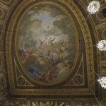 the ceiling of the Grand Opera