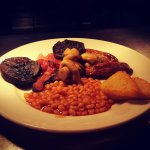We also provide an all you can eat breakfast for £8.99 every day!