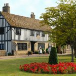 Oliver Cromwell's House Visitor Attraction, the former Lord Protector's Home