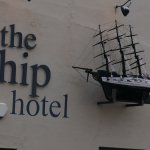 The Ship Hotel. Pic Michael Webb