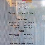Lesher Center for the Arts, Walnut reek, CA, June 2016