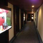 Und noch mehr Korridoren, ein Weltreise bis zum Zimmer!