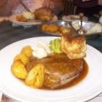 Roast Beef Meal