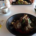 Elizabeth Cafe's lamb