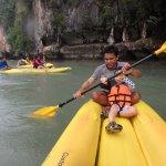 John Gray's Sea Canoe Photo