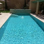 farniente autour de la piscine au riad laaroussa