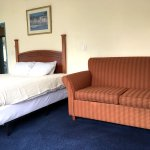 King Bed and Pull Out Sofa