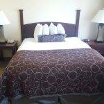 Super clean, comfortable  room