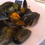 The Scottish rope grown mussels were lovely!