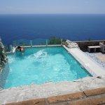 See view beyond pool