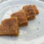 Deliciosa Empanada crujiente de bonito.
