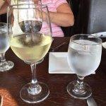 Decent sized wine glasses