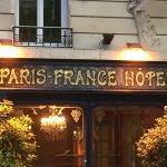 Photo de Paris France Hotel