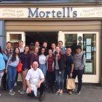 Billede af Mortells Delicatessen & Seafood Restaurant