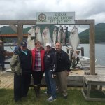 Alaska's Kodiak Island Resort Foto
