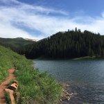 Sylvan Lake State Park Campground Foto