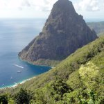 The Pitons! An easy excursion from the resort. Concierge has great info