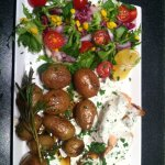 Grilled Salmone