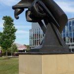 Josephine Ford Sculpture Garden, College of Creative Studies, Detroit
