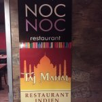 Taj Mahal Restaurant Indien