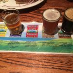 3 4oz samplers of awesome brews