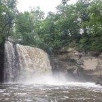 Waterfall at Minneopa
