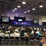 Graduation setup