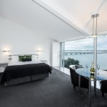 Superior Waterfront King Suite