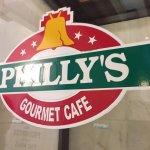 صورة فوتوغرافية لـ Philly's Gourmet Cafe