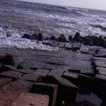 View of Anjuna Beach