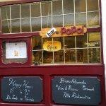 Bar à produits artisanaux