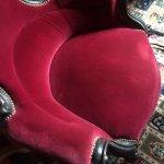 état du fauteuil