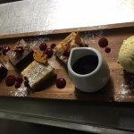 Brownie Platter