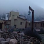 una mañana de desvanecida neblina