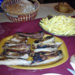 Churrasco de Cerdo. Una carne exquisita.