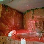 luxury african room