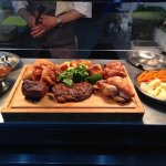 our sharing Sunday lunch platter