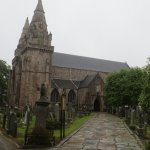 St. Machar's Cathedral Aberdeen, Scotland