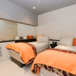 2 Twin Beds room