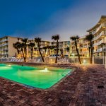 The Sea Dip Beach Resort Daytona Beach FL.