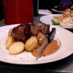 Rump Steak & Calamari