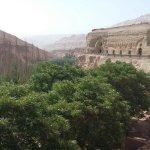 Bezeklik Thousand Buddha Caves Foto