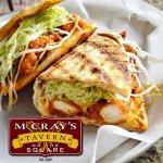 McCray's New Menu is Debuting soon