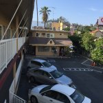 Hollywood La Brea Motel Foto