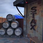 Front of Stax