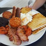 Big irish breakfast!!