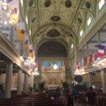 Fotos de la catedral de New Orleans