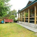 Haida House at Tllaal Foto