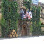 Outside of winery